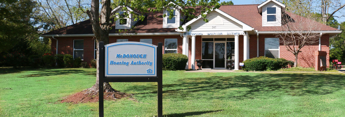 McDonough Housing Authority